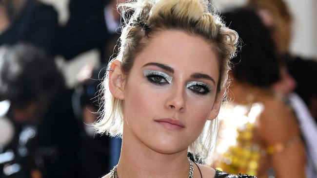 Kristen Stewart has well and truly moved on from her Twilight days. Picture: Larry Busacca/Getty Images