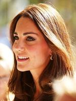 Catherine, Duchess of Cambridge arrives at the Winmalee Guide Hall in Winmalee. Picture: Getty