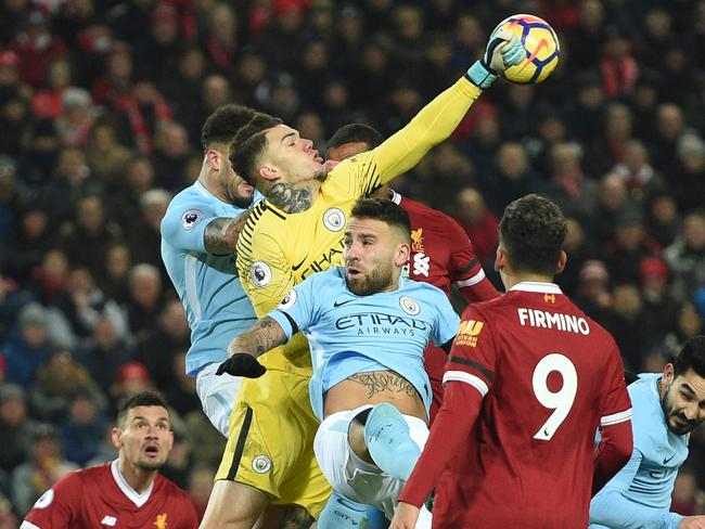 EPL: Liverpool end Manchester City's unbeaten run in seven-goal thriller