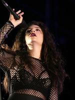 Lorde performs at Silo Park on January 29, 2014 in Auckland, New Zealand. Picture: Getty