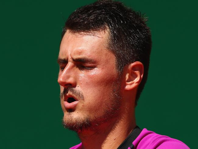 Really? Tomic pulls pin on Murray clash