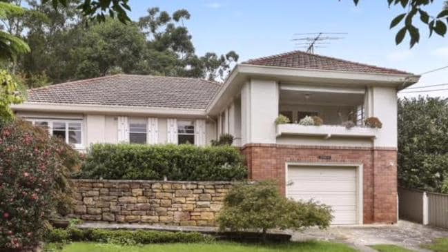 This house at Bushlands Ave, Gordon sold off market in May for $2 million.