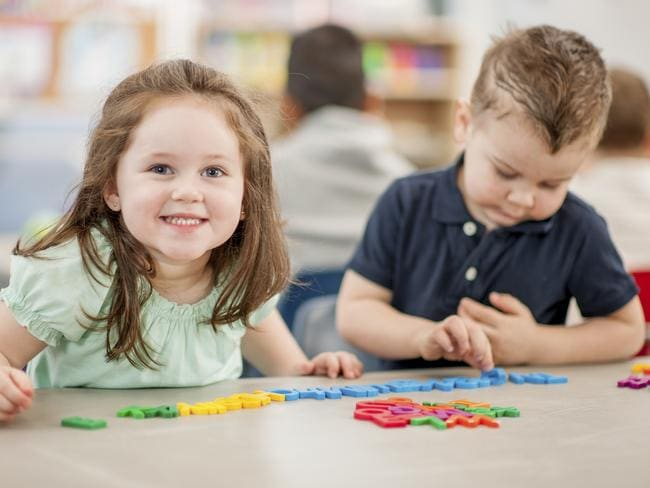 Parents will be able to check up on child care centres on a government register. Picture: iStock