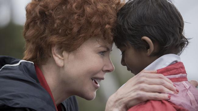 Nicole Kidman received an Oscar nomination for her role in the film Lion.