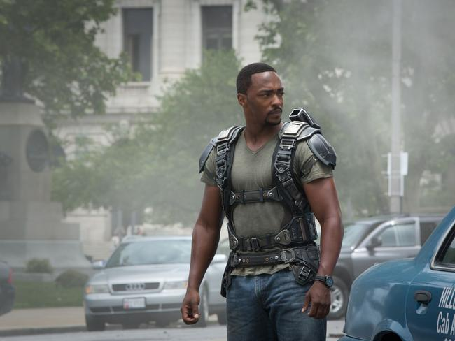 The Falcon ... In Marvel's Captain America: The Winter Soldier Anthony Mackie plays The Falcon.