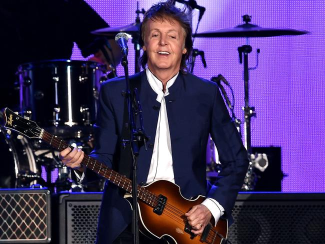He can work it out: Paul McCartney has squeezed in extra Australian shows.