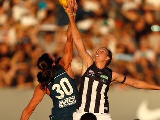 AFL Women's Rd 1 - Collingwood v Carlton