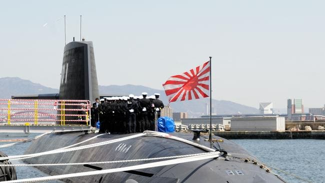 the prospect of Australia enhancing Japan's rearmament will not sit comfortably with some WWII veterans.