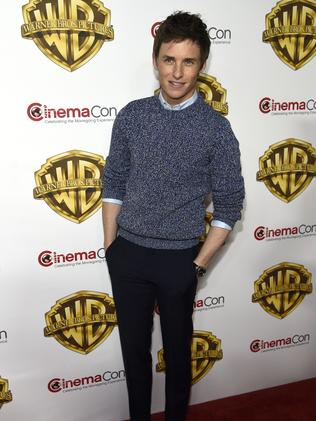 The choice is yours: be a metrosexual like British actor Eddie Redmayne.