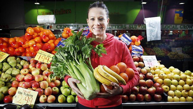 Fruit and vegetable prices jumped almost double-digits in the past three months. Picture: Bianca De Marchi.