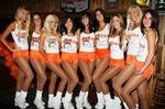 <p>Hooters Girls from Hooters Mermaid Beach.</p>