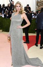 """Kate Upton attends the """"Manus x Machina: Fashion In An Age Of Technology"""" Costume Institute Gala at Metropolitan Museum of Art on May 2, 2016 in New York City. Picture: Larry Busacca/Getty Images"""