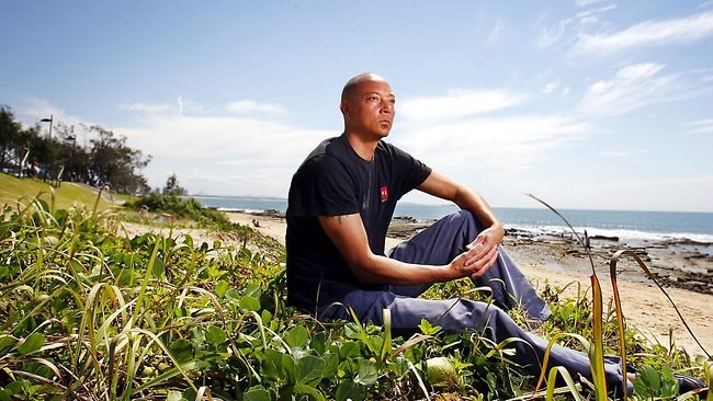 Brozzi's search for his daughter Reya brought him to the Sunshine Coast in 2010. Picture: Megan Slade