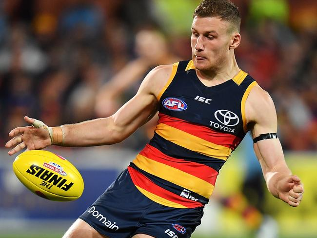 Is the Crows' strip too similar?