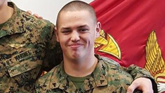 The family of Corporal Nathan Ordway have posted about their fears for him. Picture: Facebook