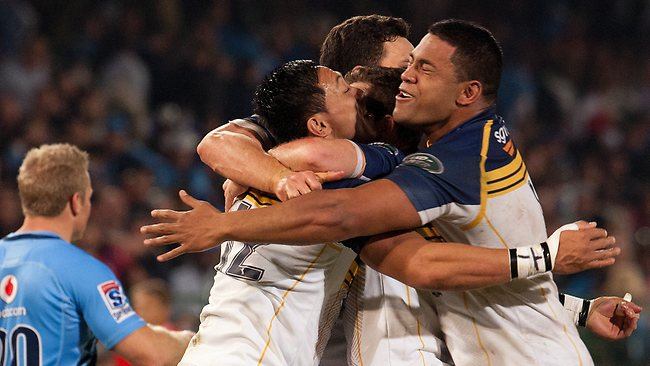 Brumbies win