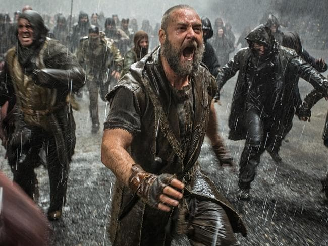 "Don't expect Mark Geyer to be buying a ticket anytime soon to see ""Noah""."