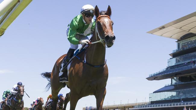 Jockey Brenton Avdulla was full of praise for Estijaab.