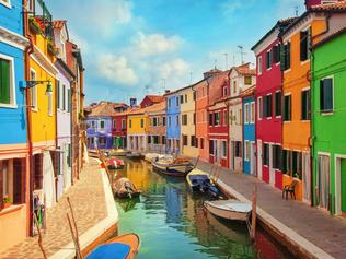 World's most eye-popping colourful cities