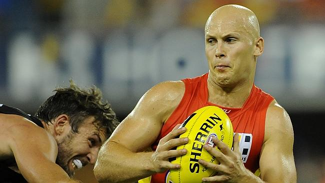 Gary Ablett has two Brownlow medals.