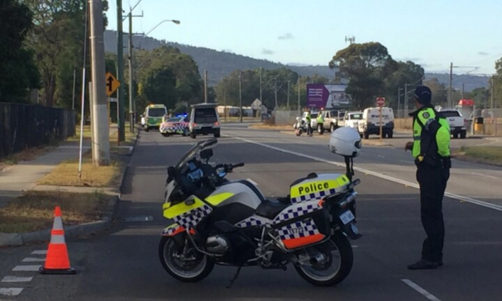 Three-year-old hit and killed by car on Perth's Albany Highway