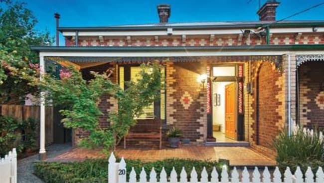 20 Marlton Cres, St Kilda is set to go to auction this week, along with 1350 other Melbourne properties.