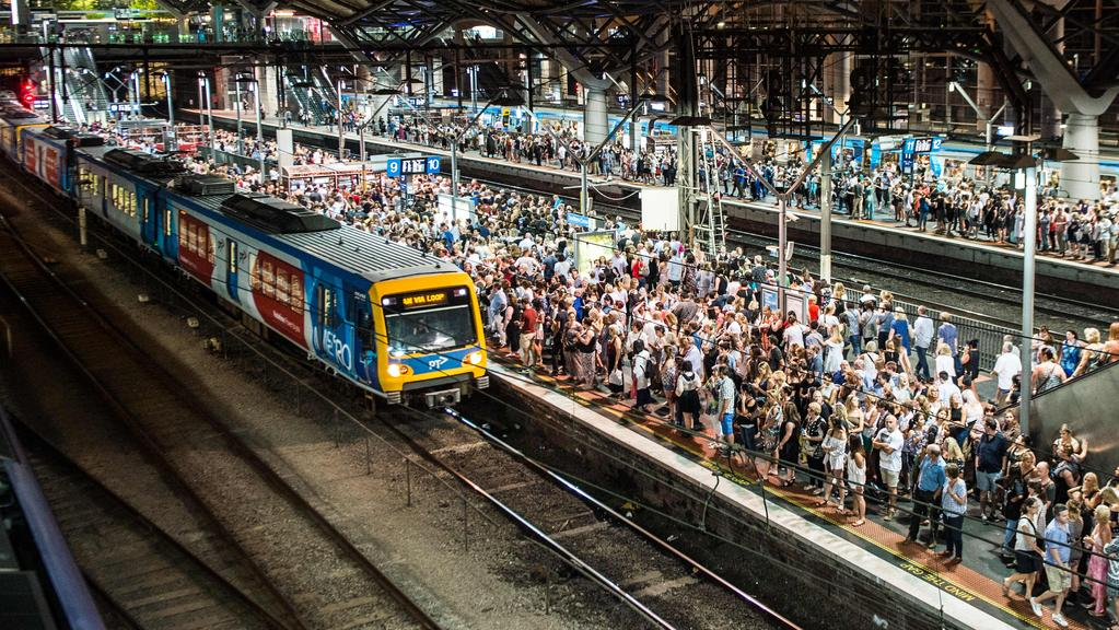 24-hour public transport on the weekends is here to stay.