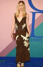 Suki Waterhouse attends the 2017 CFDA Fashion Awards at Hammerstein Ballroom on June 5, 2017 in New York City. Picture: Dimitrios Kambouris/Getty Images