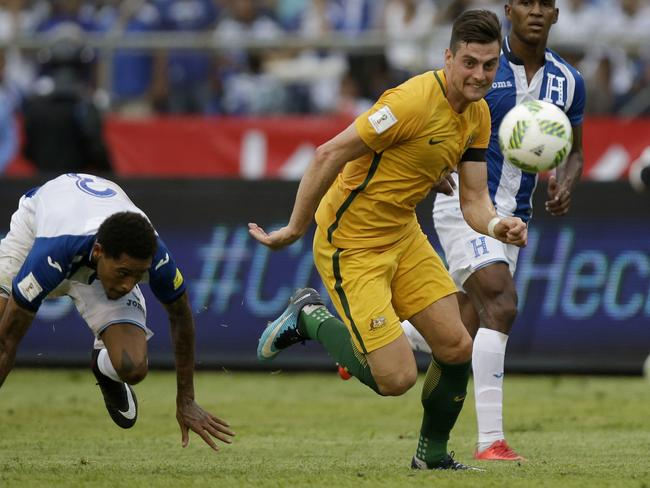 Tomi Juric missed two golden chances in the first leg.