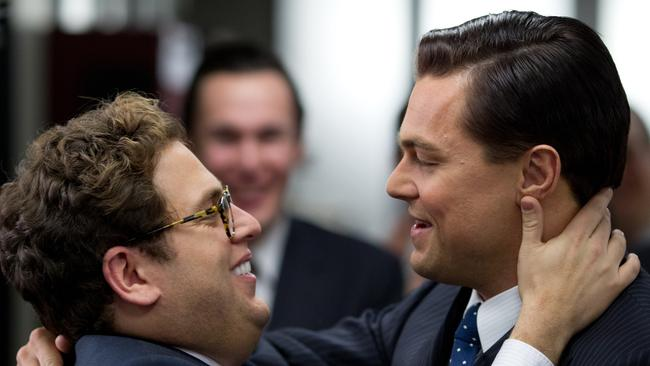 Oscar nominee ... known more usually for his comedy, Hill wowed audiences in  <i>The Wolf of Wall Street </i>alongside Leonardo DiCaprio