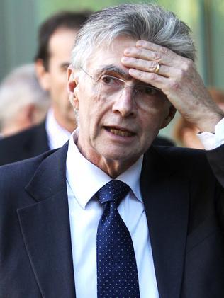 Former health minister John Hill