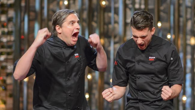 Mkr my kitchen rules winners are will stewart and steve flood for Y kitchen rules season 6