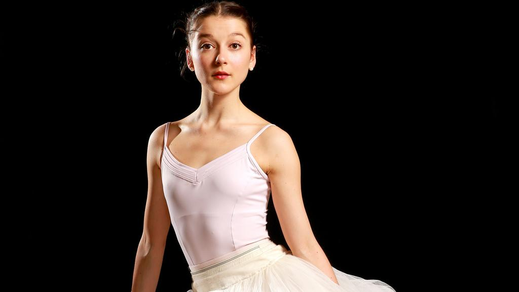 Benedicte Bemet will dance the lead role in The Australian Ballet's Coppelia. Picture: Stephen Cooper