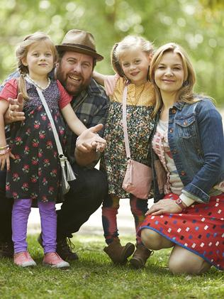 Justine Clarke as Bernadette faces a serious health scare in the new series.
