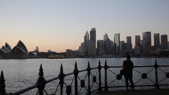 High temperatures are predicted across Sydney tomorrow. Picture: John Grainger