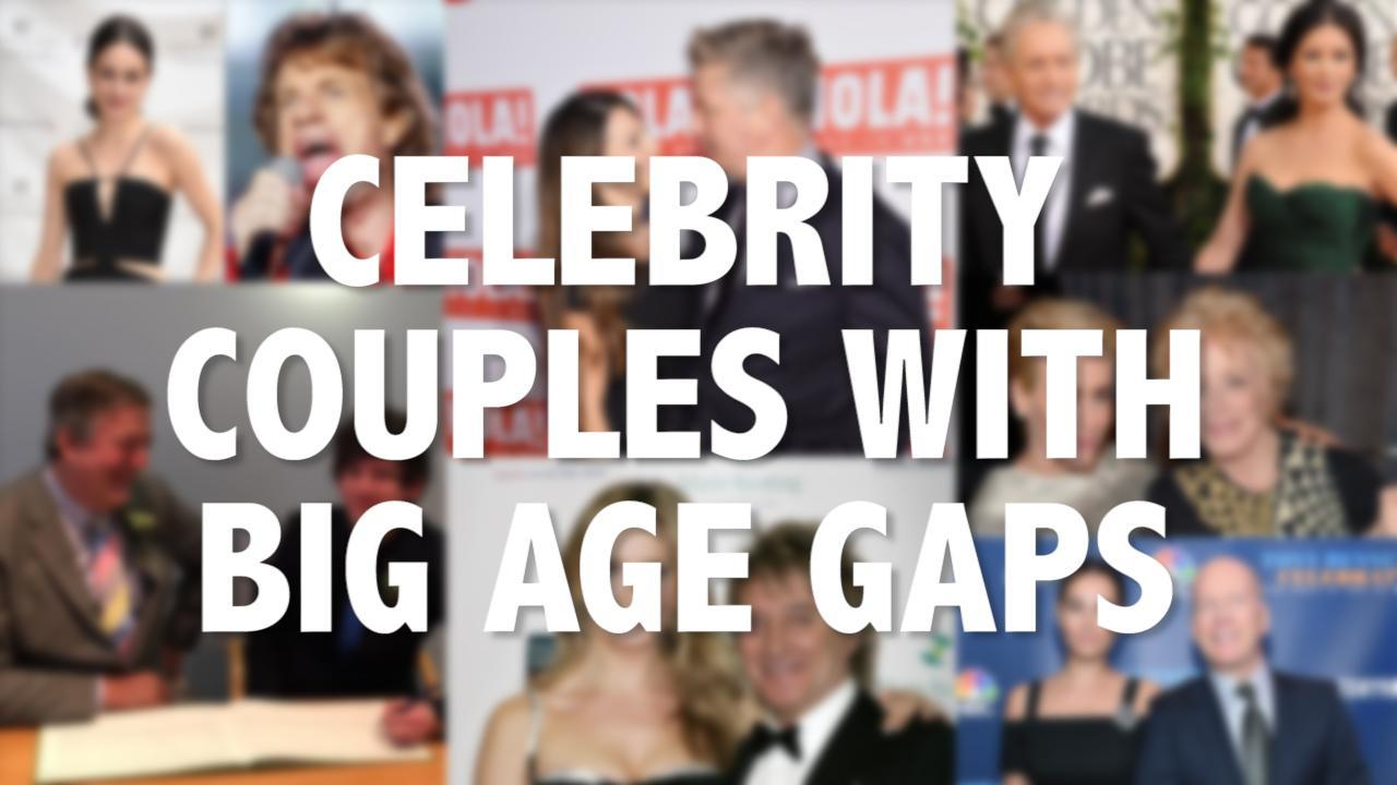 celebrities dating with big age gaps 5 considerations for relationships with a big age difference ask dave-dating with a big age gap or any type of brad pitt celebrity he's just a guy.