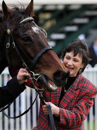 Trainer Kath Durden. Picture: Colleen Petch