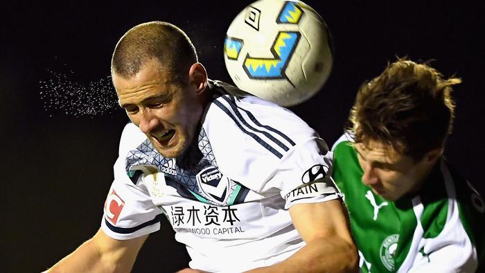 FFA Cup Quarter Final - Bentleigh Greens v Melbourne Victory