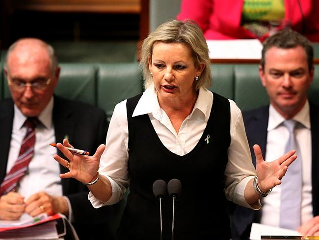 Assistant Education Minister Sussan Ley.