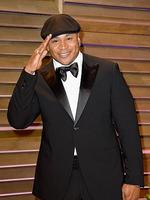 Musician LL Cool J attends the 2014 Vanity Fair Oscar Party. Picture: Getty