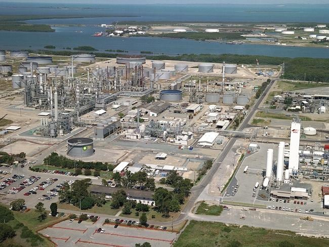 BP's Bulwer Island facility ... not competitive with mega-refiners in Asia, according to a parliamentary inquiry into Australia's oil industry.