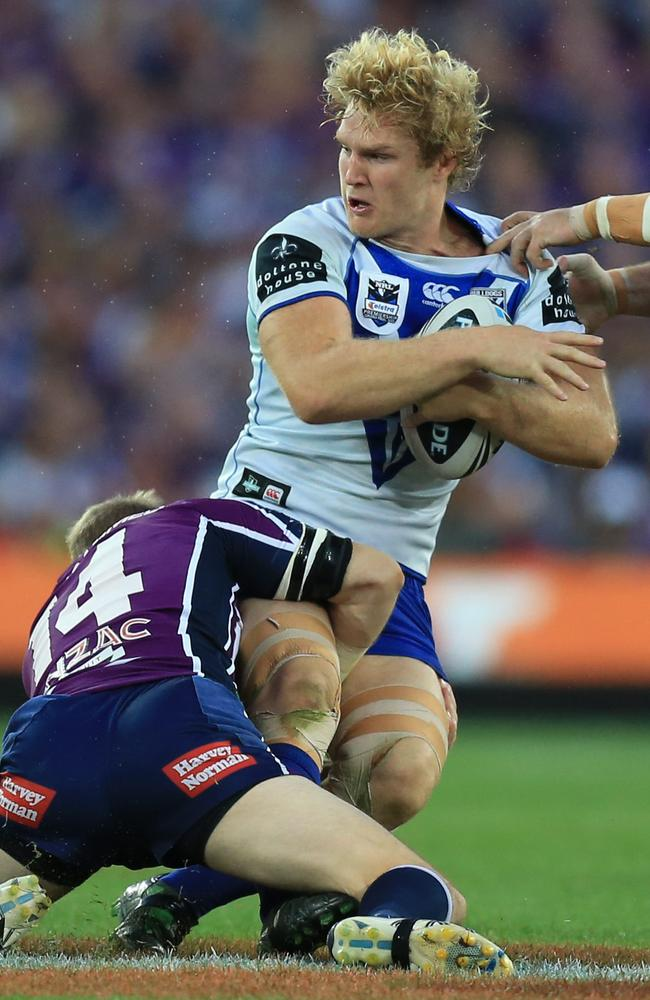 Aidan Tolman believes the Bulldogs are well prepared to see off the Titans and claim a finals berth.