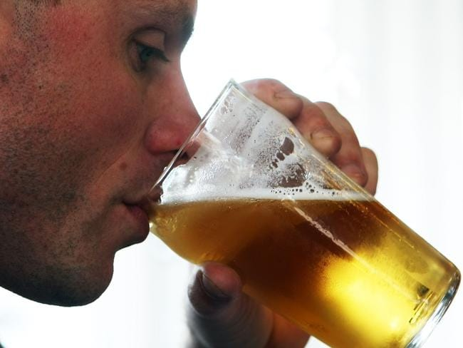 Apart from being too fat, Queenslanders also drink too much, AMAQ's President has warned.
