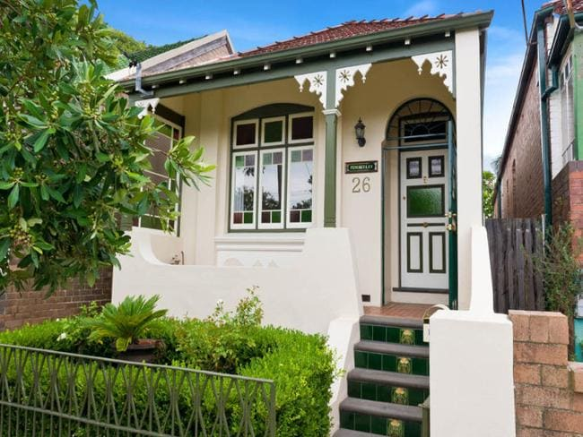 26 Clarendon Rd, Stanmore sold for $1.405 million.