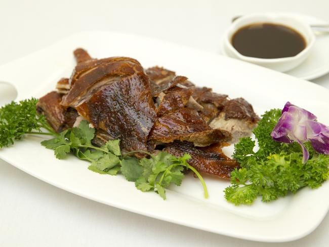 Classic.... The.BBQ Roast Duck