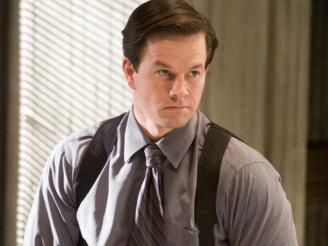 Detective Seargeant Dignam in ''The Departed''.