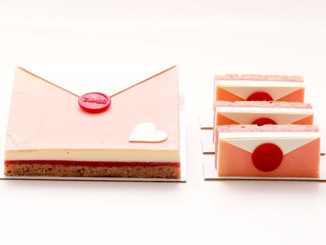 Adriano Zumbo's Letter to the Queen of Hearts. Wow.