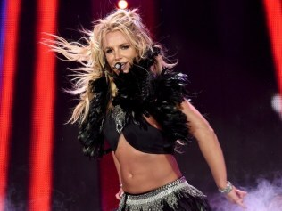 It's Britney, bitch. Photo: Getty