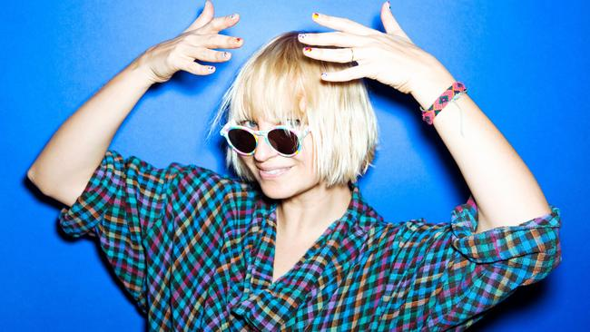 Australian singer Sia Furler has enjoyed phenomenal success as a songwriter in America. Picture: Supplied
