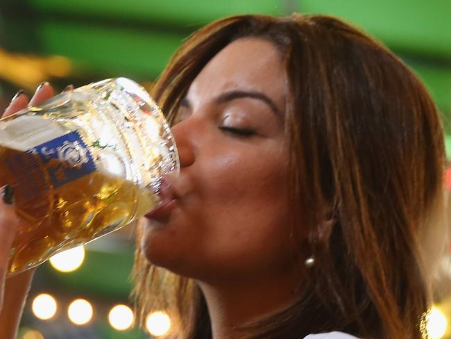 Security ramped up at Oktoberfest
